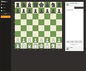 Chess.com AI Game