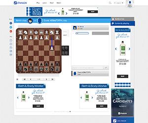 chess24 AI Chess Game