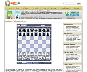 ChessOK AI Game