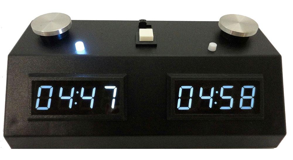 ZMF-II Chess Clock
